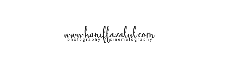 Hanif Fazalul Photography & Cinematography