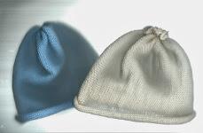 Hospital baby hats