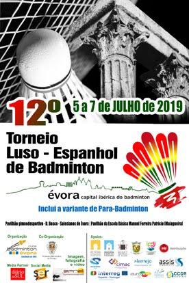 Cartaz 12º TBLB de Évora