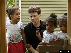 Virginia Parents Outraged After Walmart Security Allegedly Suspected Father Of Kidnapping Biracial Daughters