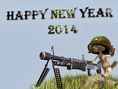 Funny new years 2014 wallpapers