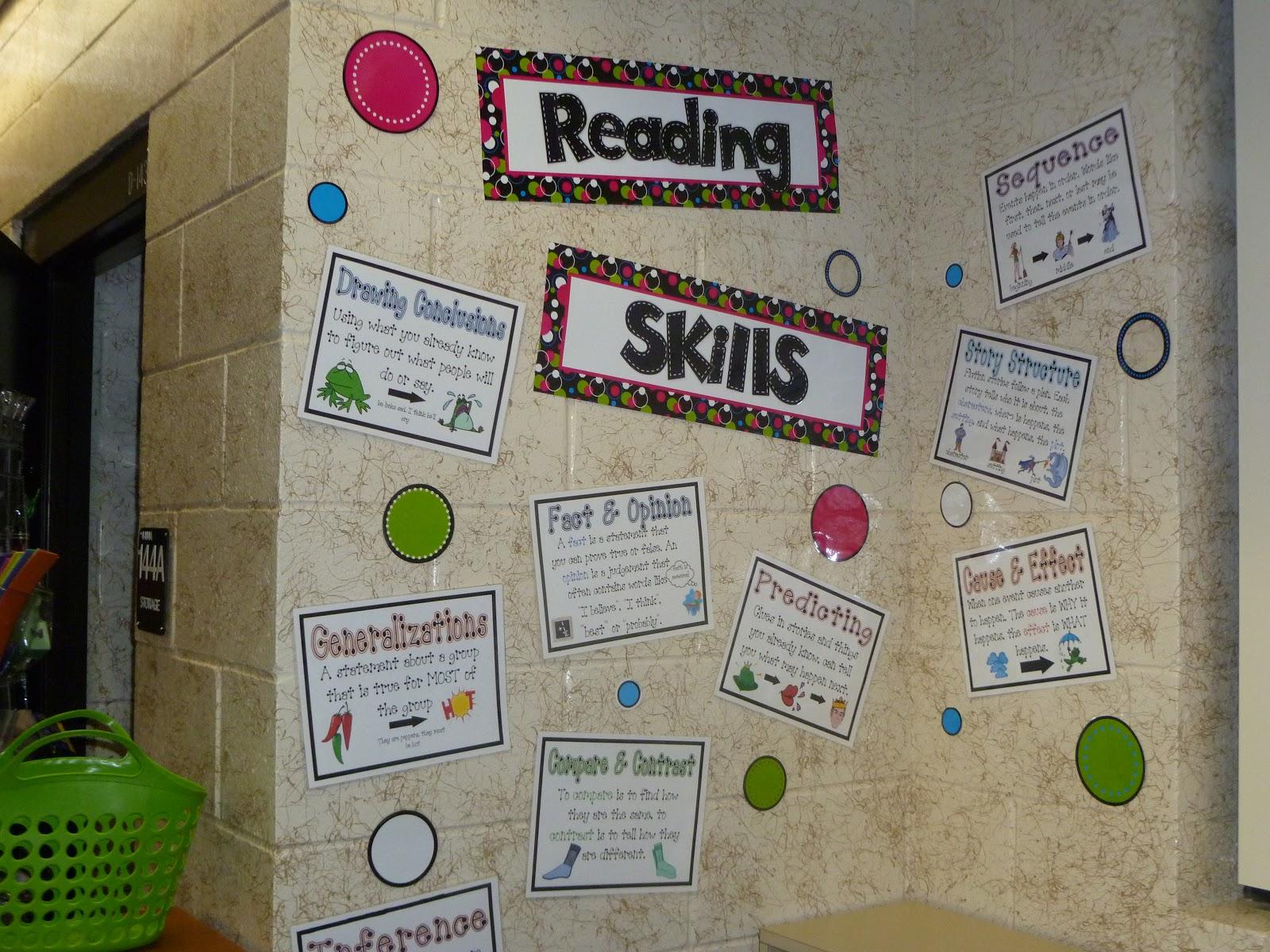Classroom Ideas Grade 1 : Classroom part and giveaway reminder d th grade frolics