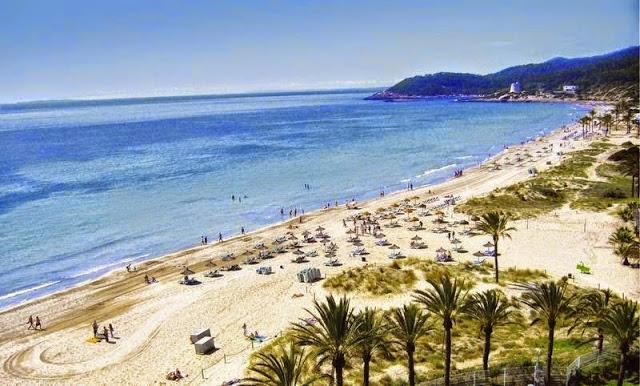 las mejores playas de espana en agosto