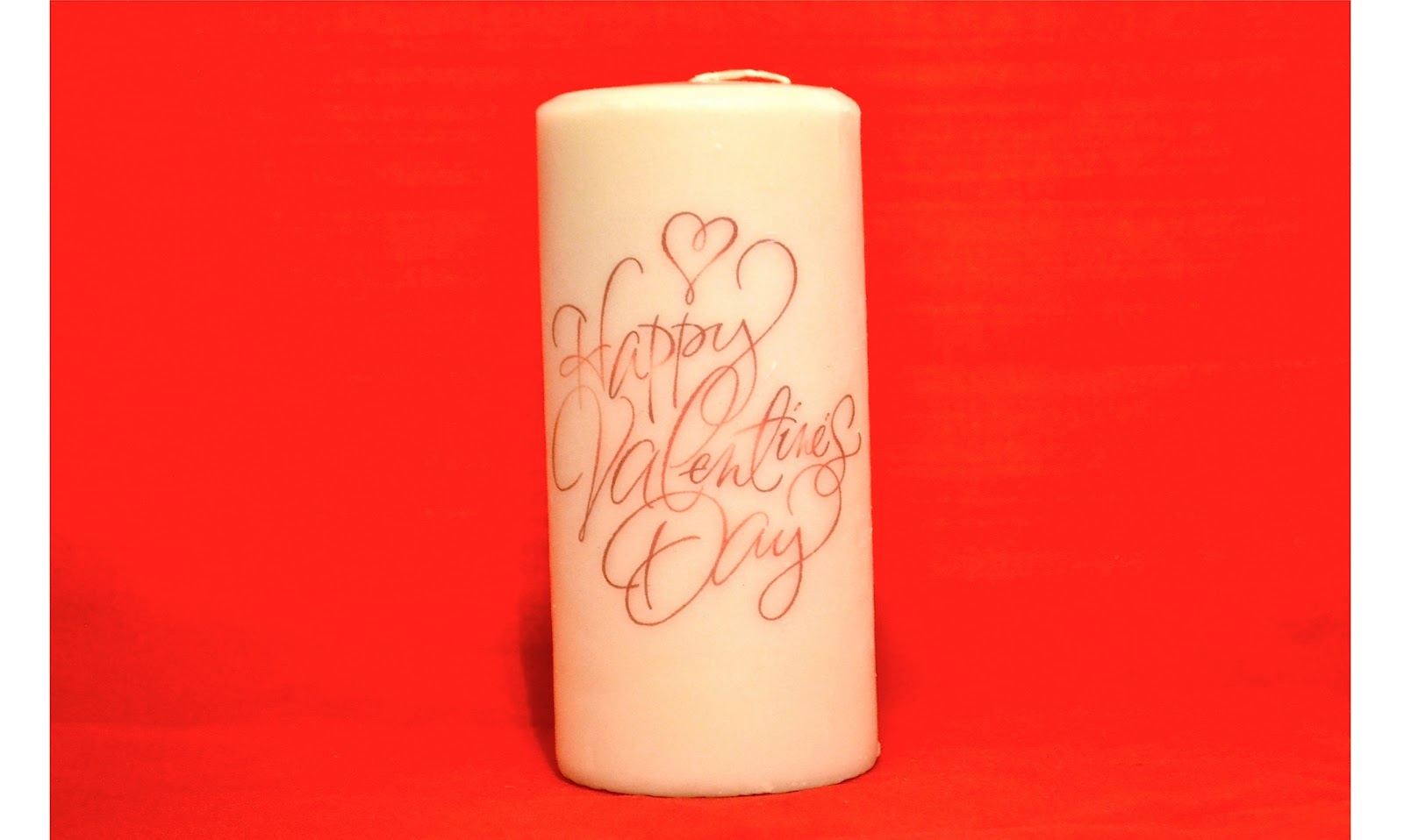 personalized candles for valentines day valentine candles