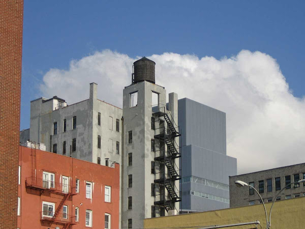 Looming Cloud - From Chrystie St. off Delancey St.
