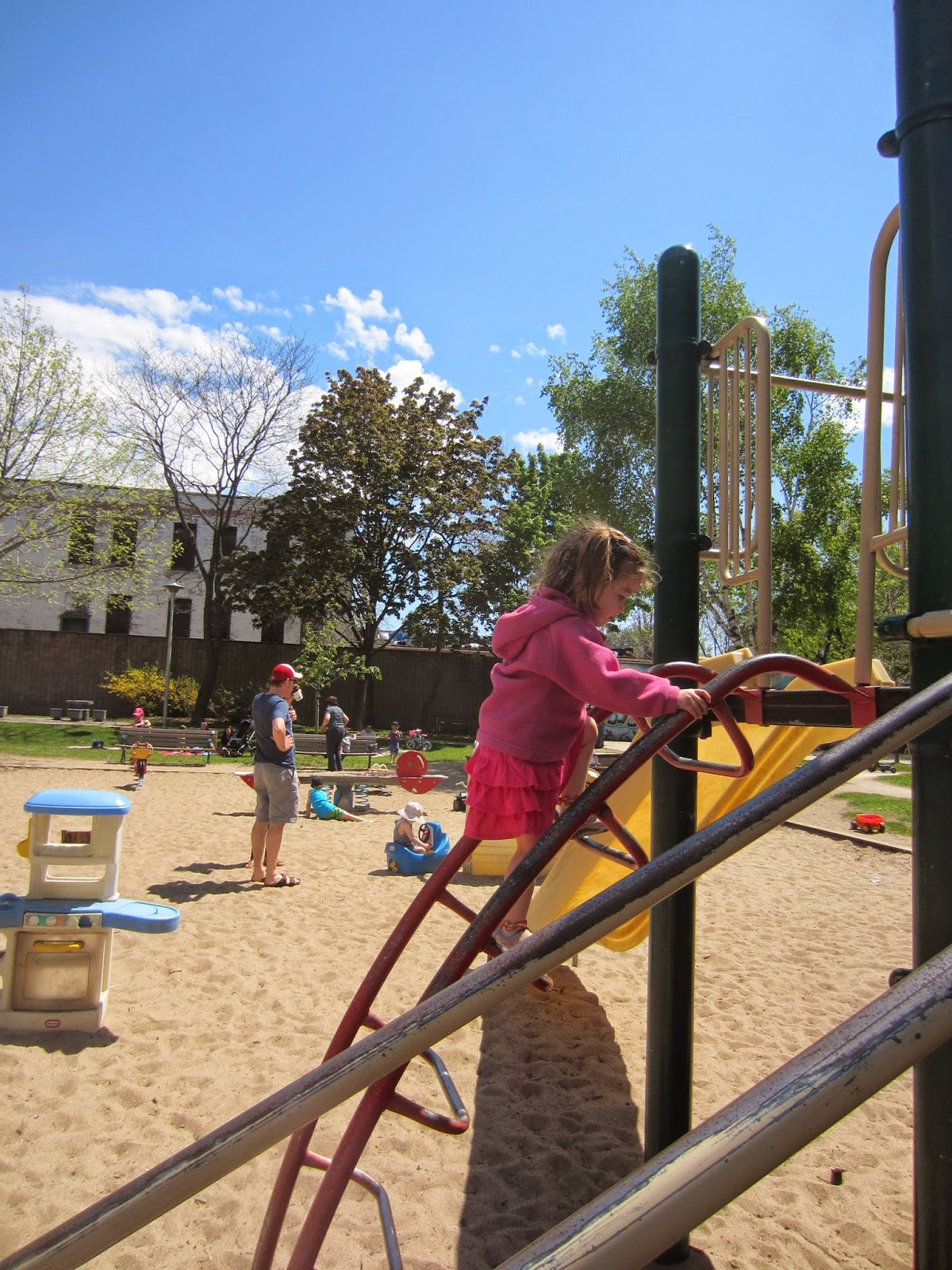 Charles G. Williams Park Playground Review Toronto