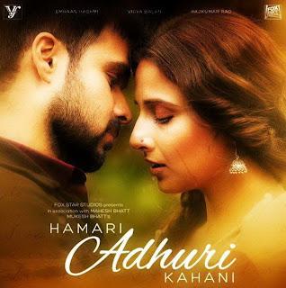 Hamari Adhuri Kahani Chords - Arijit Singh
