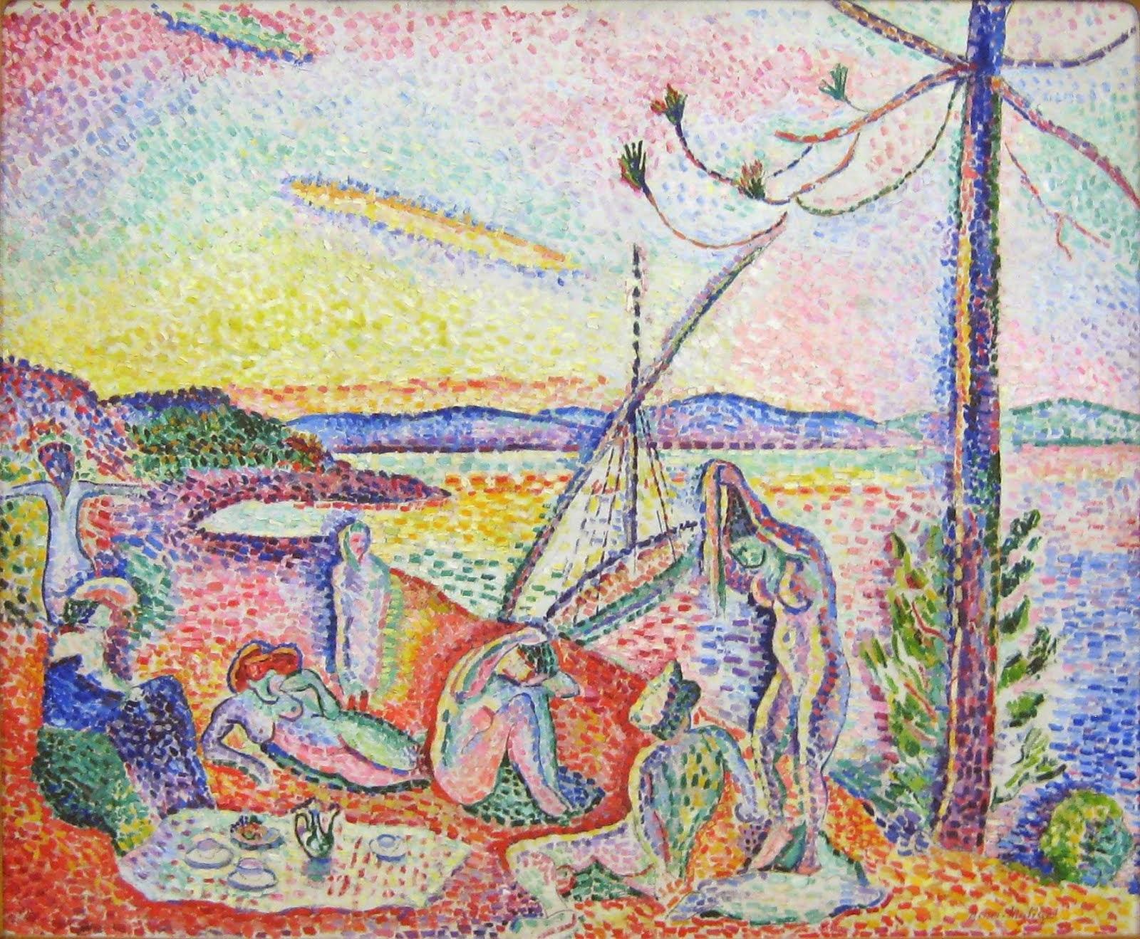 """Le peintre Henri-Matisse"""