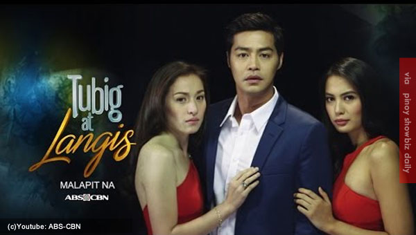 Watch: ABS-CBN's new series Tubig at Langis starring Cristine Reyes and Zanjoe Marudo