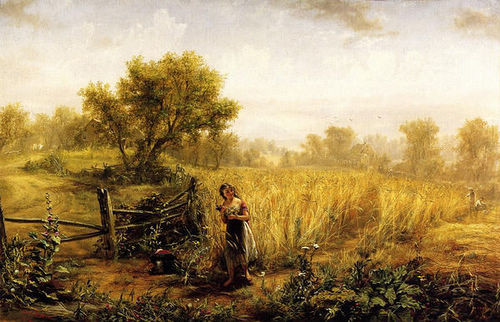 Pastoral-themed plays and poems, concerned with nature,