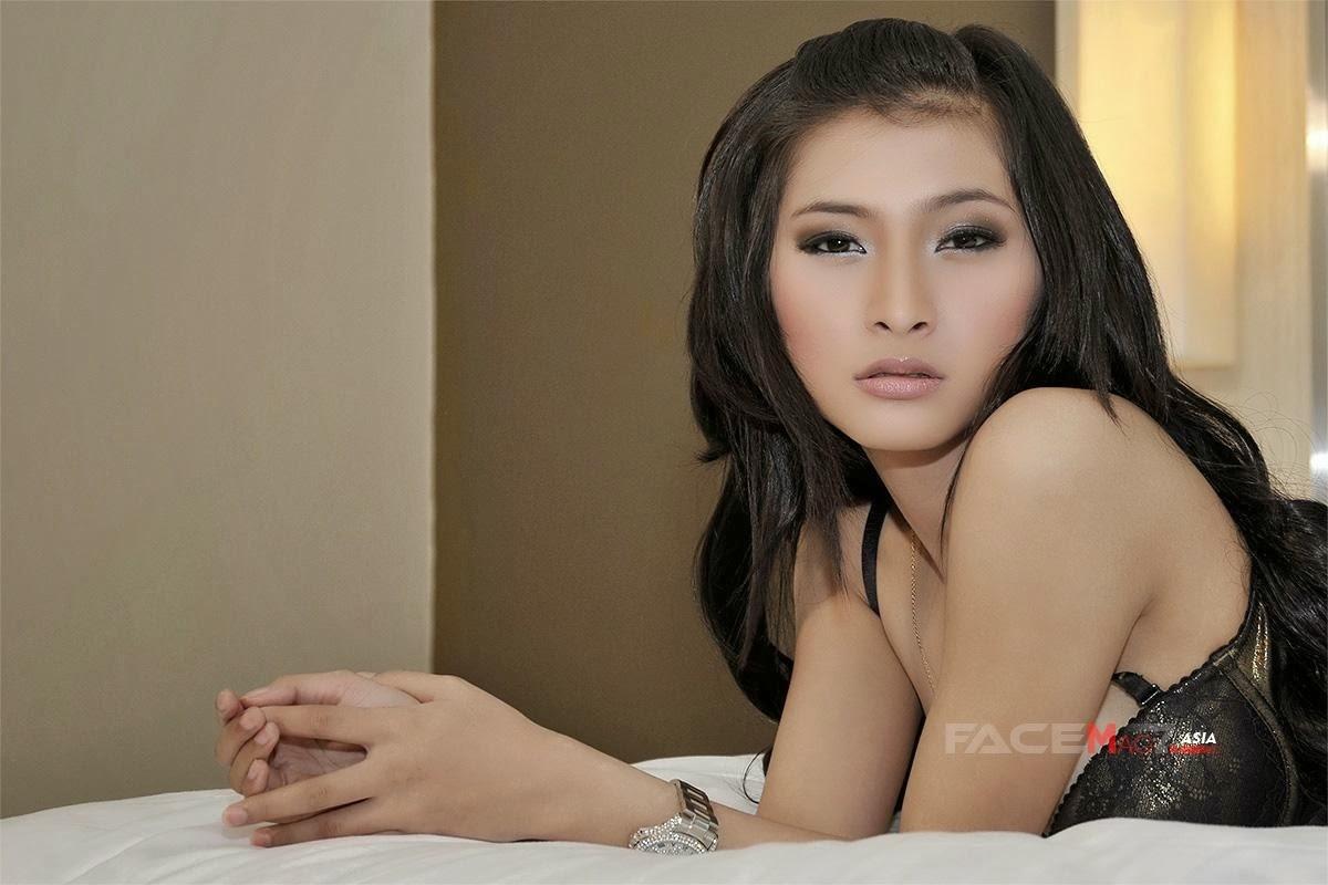 face magazine asia ocha sahara galeri foto cewek abg igo