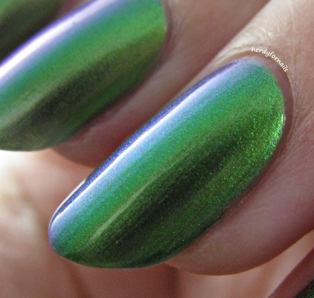 ILNP- I Love Nail Polish Mutagen Swatches