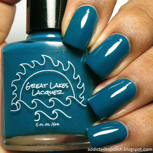 great lakes lacquer thanksgiving bay november limited editions
