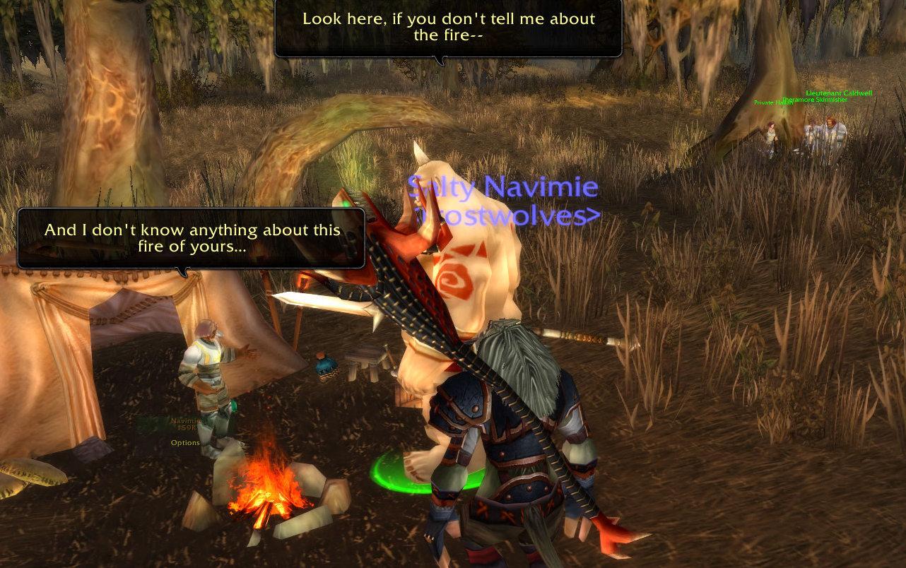 how to get to dustwallow marsh horde