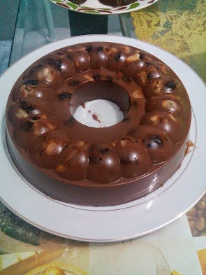 Resep Puding Brownies Enak Lembut ala Bunda Ainun Aja