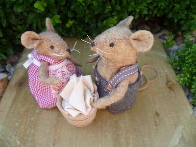 Grethilde muisjes in de tobbe
