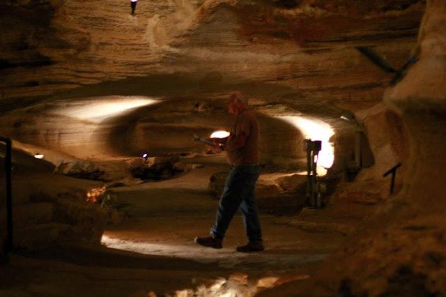Longhorn Cavern-Longhorn Cavern State Park-Burnet, Texas