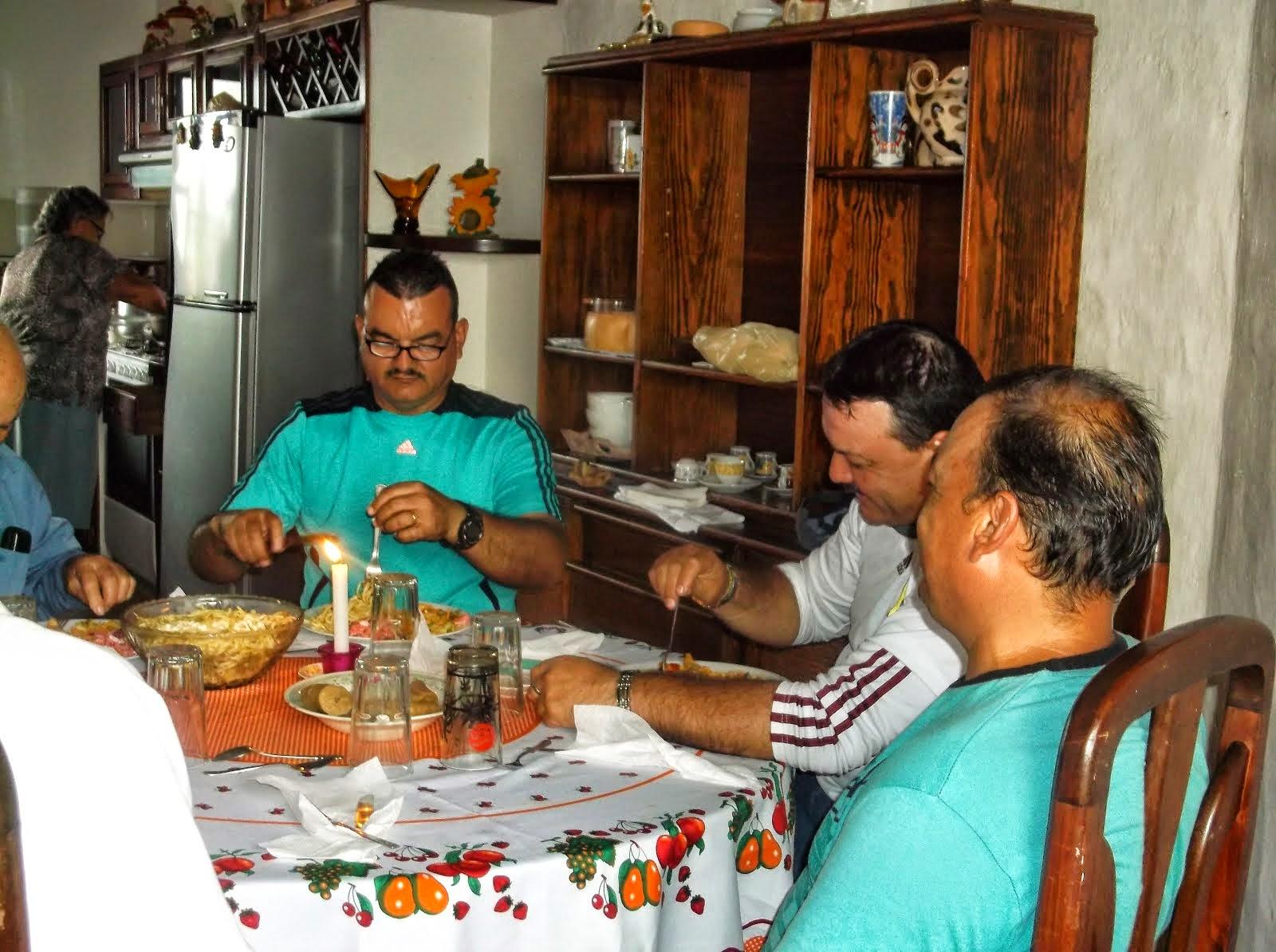 En casa Chiguará- Mérida 2014
