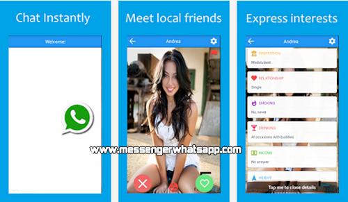 Conoce gente nueva cerca de donde vives con Friends WhatsApp