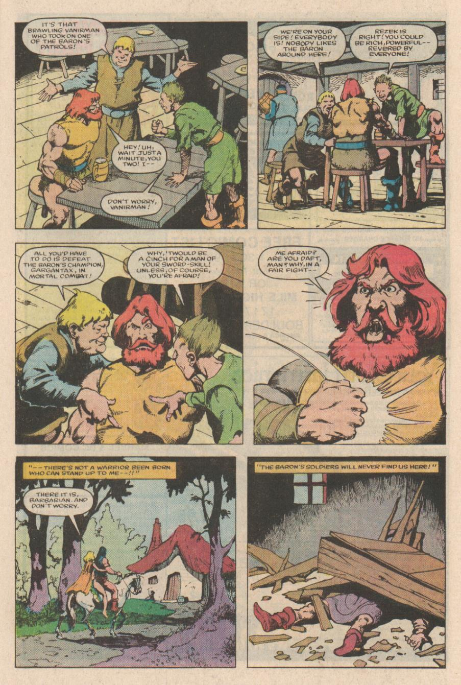 Conan the Barbarian (1970) Issue #166 #178 - English 9
