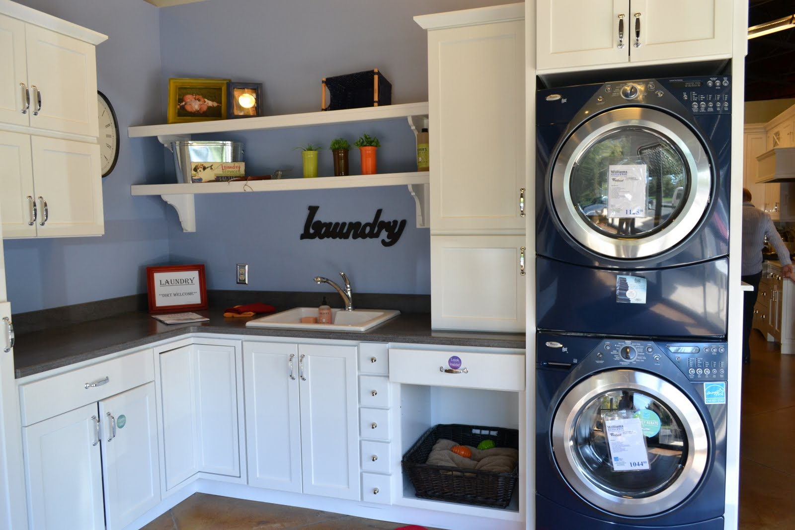 De Jong Dream House Clean Thoughts About Laundry
