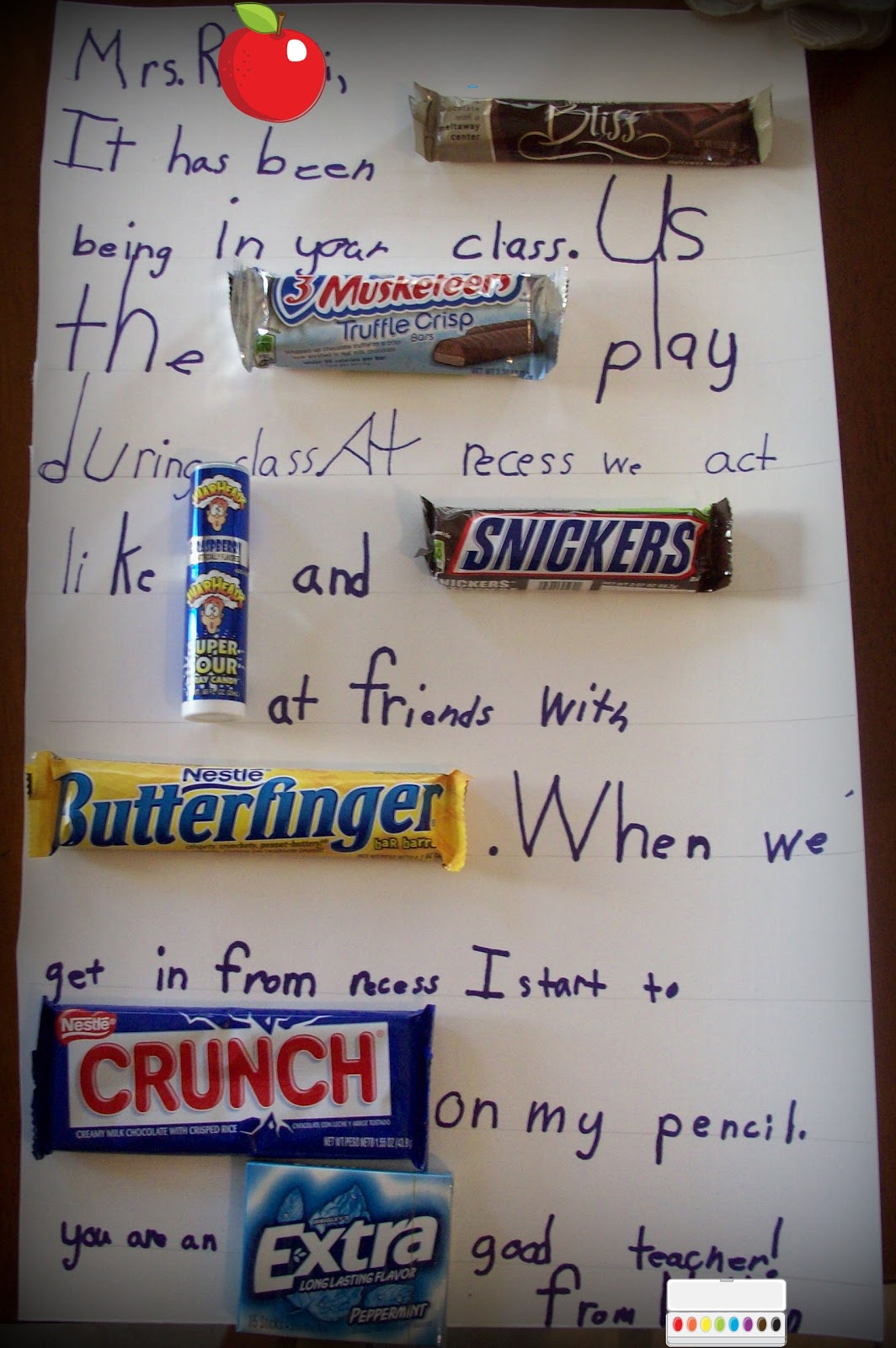 Displaying 20> Images For - Thank You Using Candy Bar Sayings...