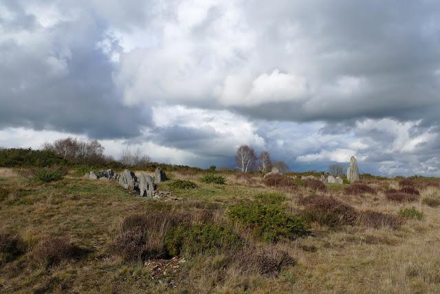 Les dolmen sud et nord de la Croix Saint Pierre
