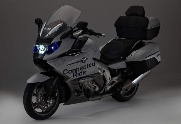 BMW Drive Concept Specifically With Laser Light for Motorcycles