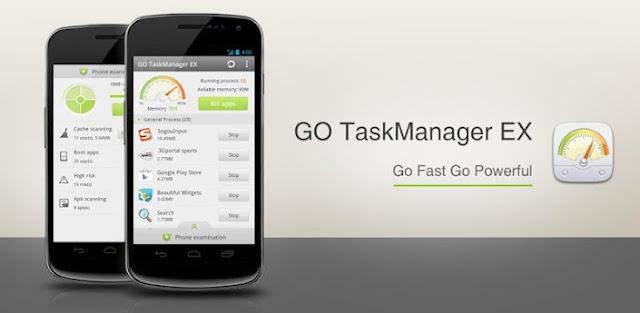 Apk Hero: GO Task Manager EX Pro v2.3 Apk App