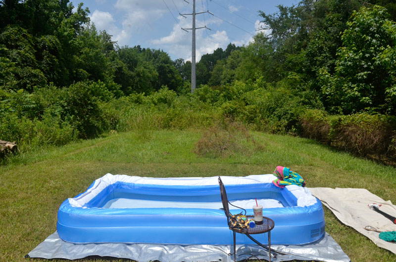 Pools For Backyards Inflatable : Love Like Crazy You Might Be a Redneck If