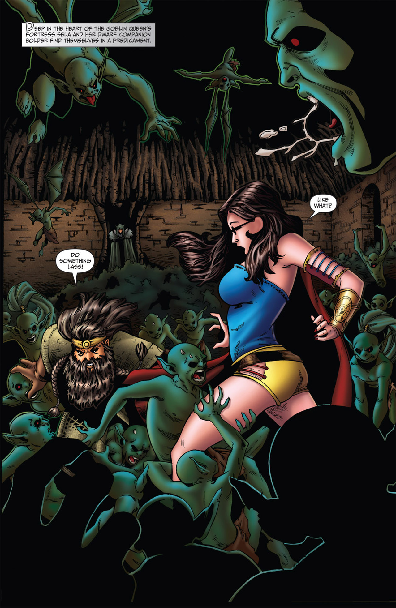 Grimm Fairy Tales (2005) Issue #56 #59 - English 3