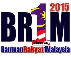 Pembayaran BR1M Peringkat Kedua