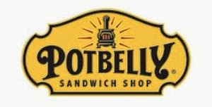 Potbelly Logo potbelly launching a new menu coming may 6th & its flat (in a good