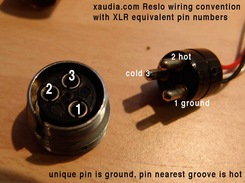 xaudia microphone blog reslo wiring guide most 21st century users want a balanced low impedance output good ground connection preferably an xlr connector at the other end of the cable