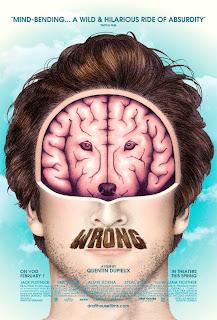 """Poster do filme """"Wrong"""""""
