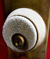Locksmith Portland frozen door lock