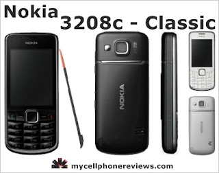 Reviews Nokia 3208c (classic), Price And Spec Nokia