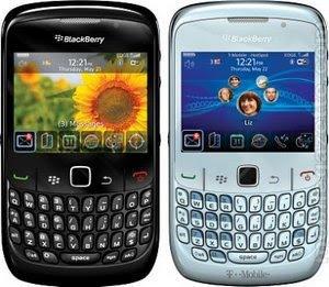 Blackberry Curve 8520 Harga Rp 1,800,000,-