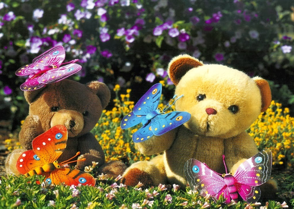Happy Teddy Day 2015!