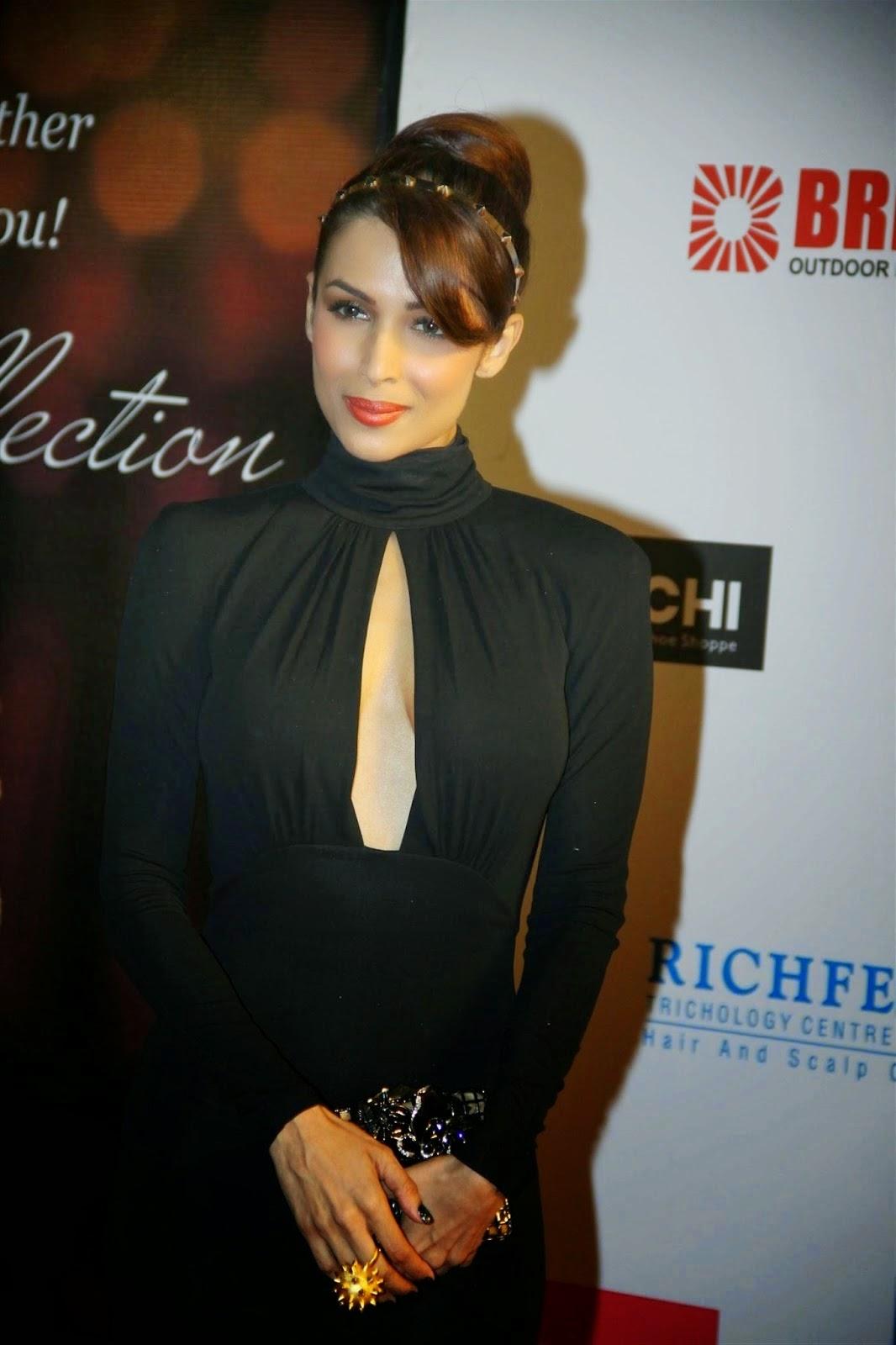 Malaika Arora Khan hot backless and cleavage hd wallpapers