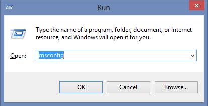 Safe Mode in Windows 8