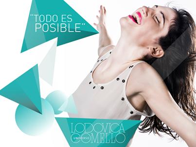 Todo es posible-Lodovica Comello