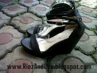Sepatu Sandal Custom By Riez & Dee
