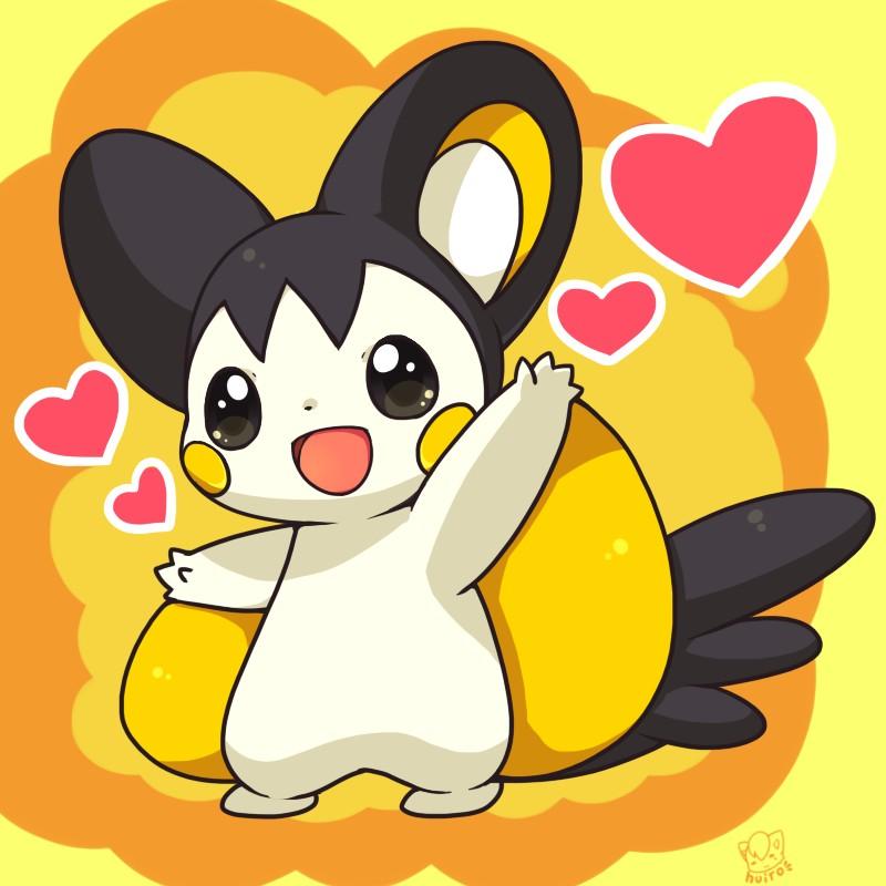 Pokemon Emolga Evolution Images | Pokemon Images