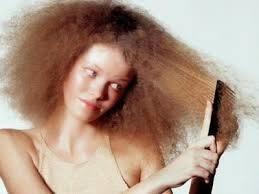 Cara Alami Mengatasi Rambut Kering Dan Mengembang