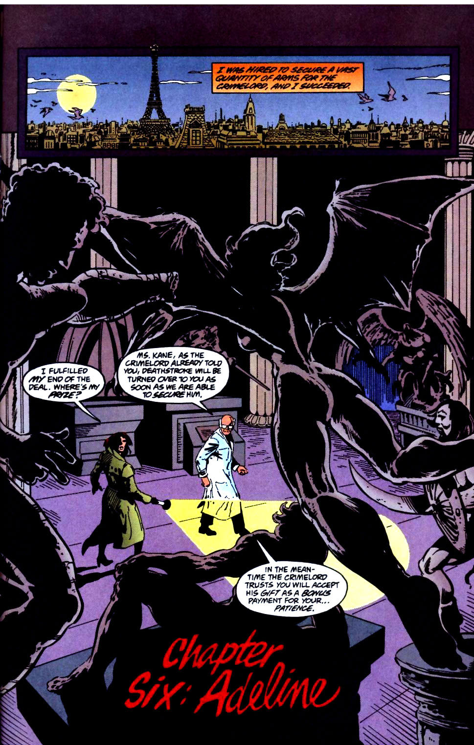 Deathstroke (1991) Issue #47 #52 - English 16