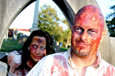 Knoxville Zombie Walk 2012