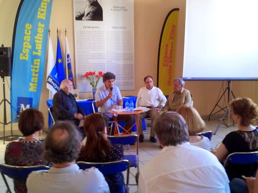 Frédéric Jacques Temple, Patricio Sanchez, Daniel Bourdon et Rafael Cadenas, France, 2012.