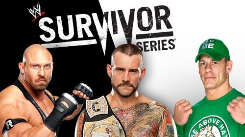 مشاهدة عرض مصارعة مهرجان WWE Survivor Series 2012 يوتيوب مترجم كامل اون لاين مباريات بدون تحميل