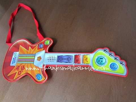 LeapFrog Touch Magic Rockin' Guitar review